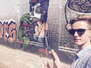 Graffiti Street, Antwerp