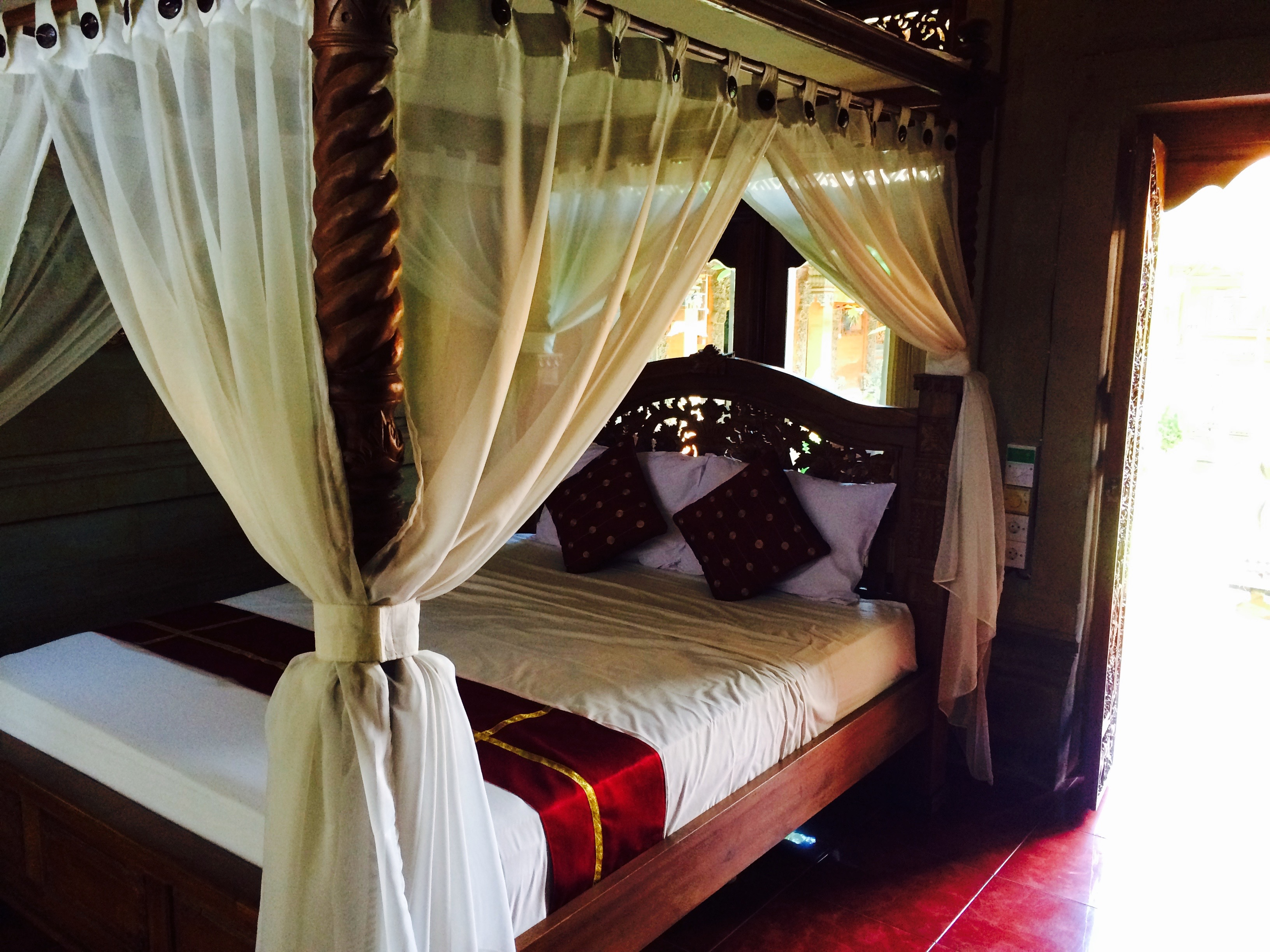 Place to stay in Ubud: Tungeh Inn