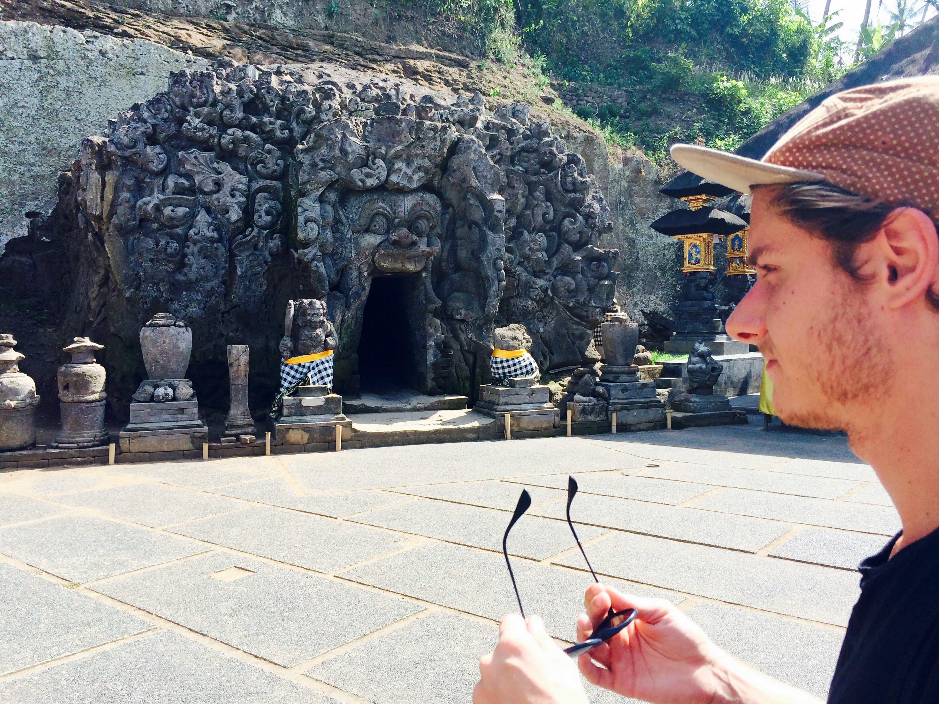 Must visit in Ubud: Elephant cave