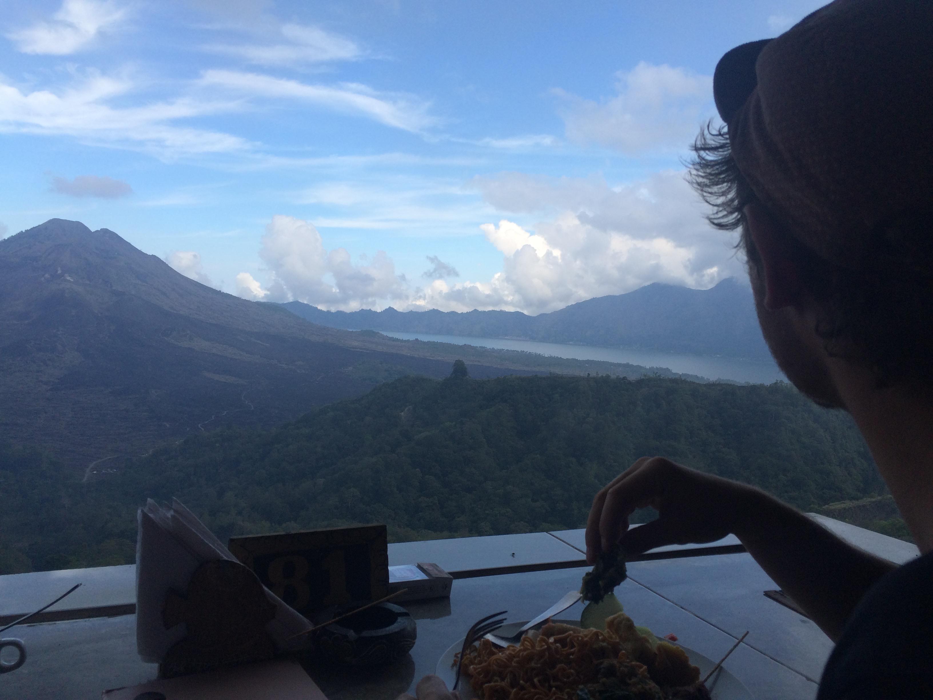 Scenic Ubud & Volcano Batur Tour