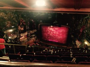 Lion King Theater, London