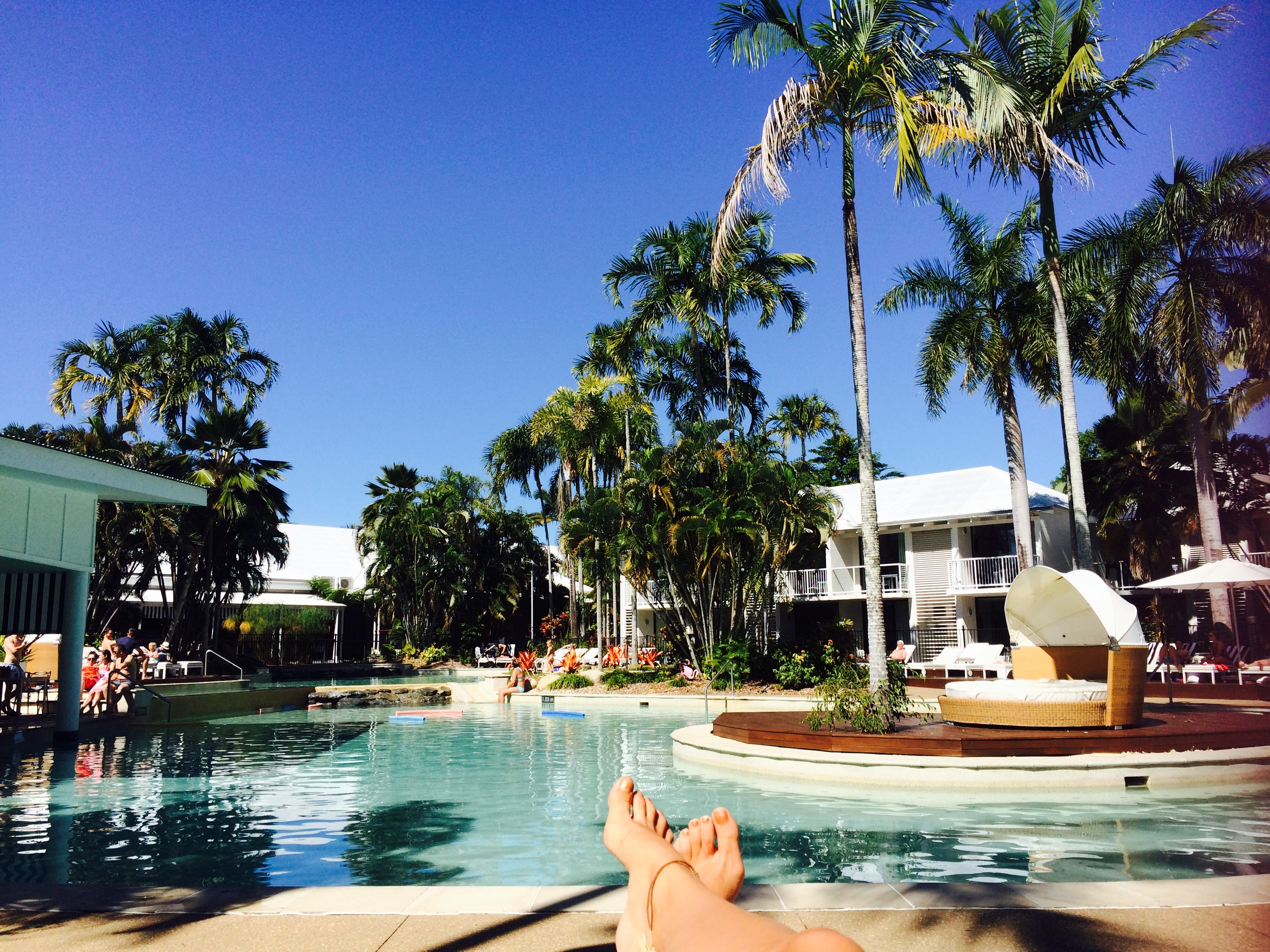 QT Resort, Port Douglas
