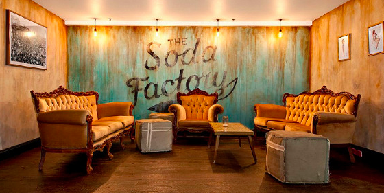 The Soda Factory, Sydney (Credit: lynesandco.com)