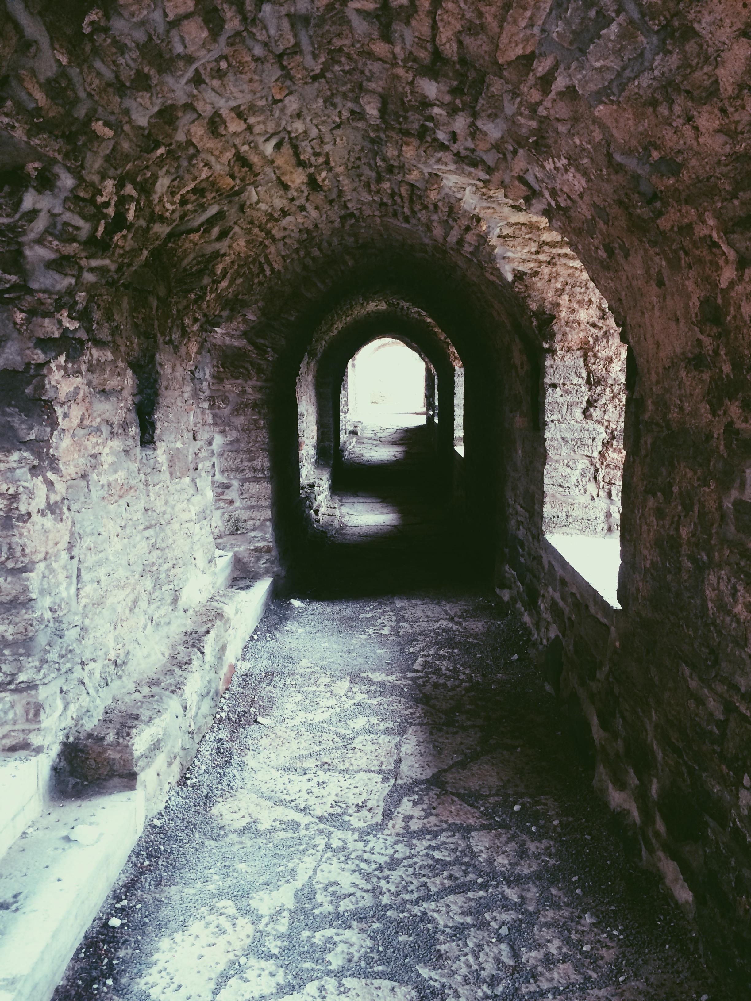 Historical ruins of Tallinn, Bridgettine Convent