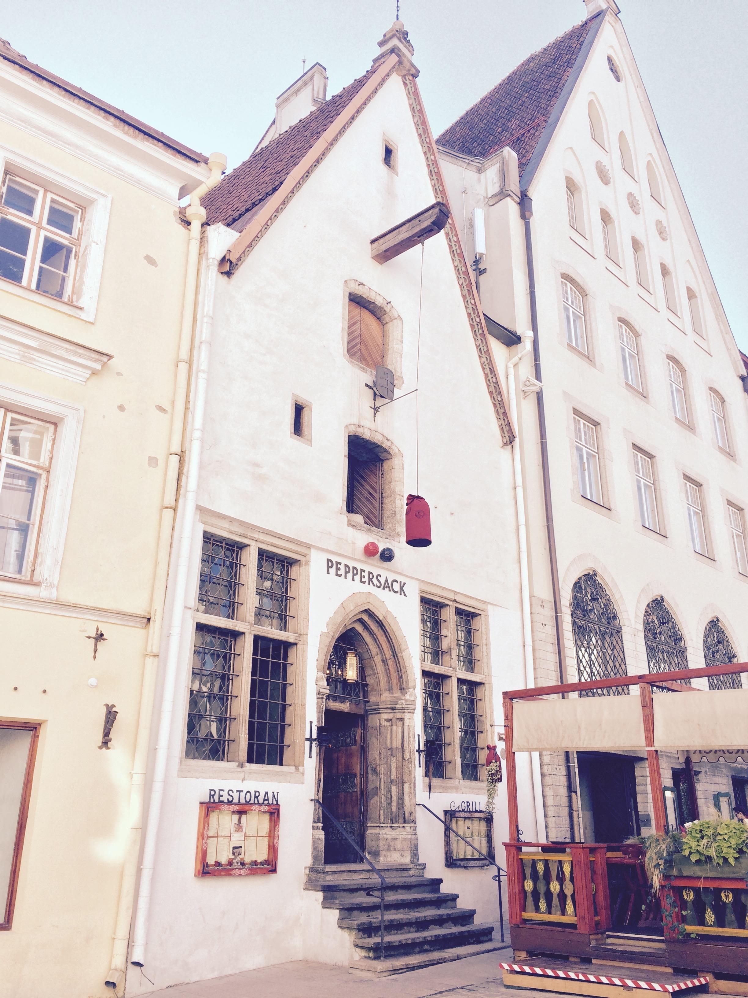 Must visit: Tallinn's Old Town, Estonia