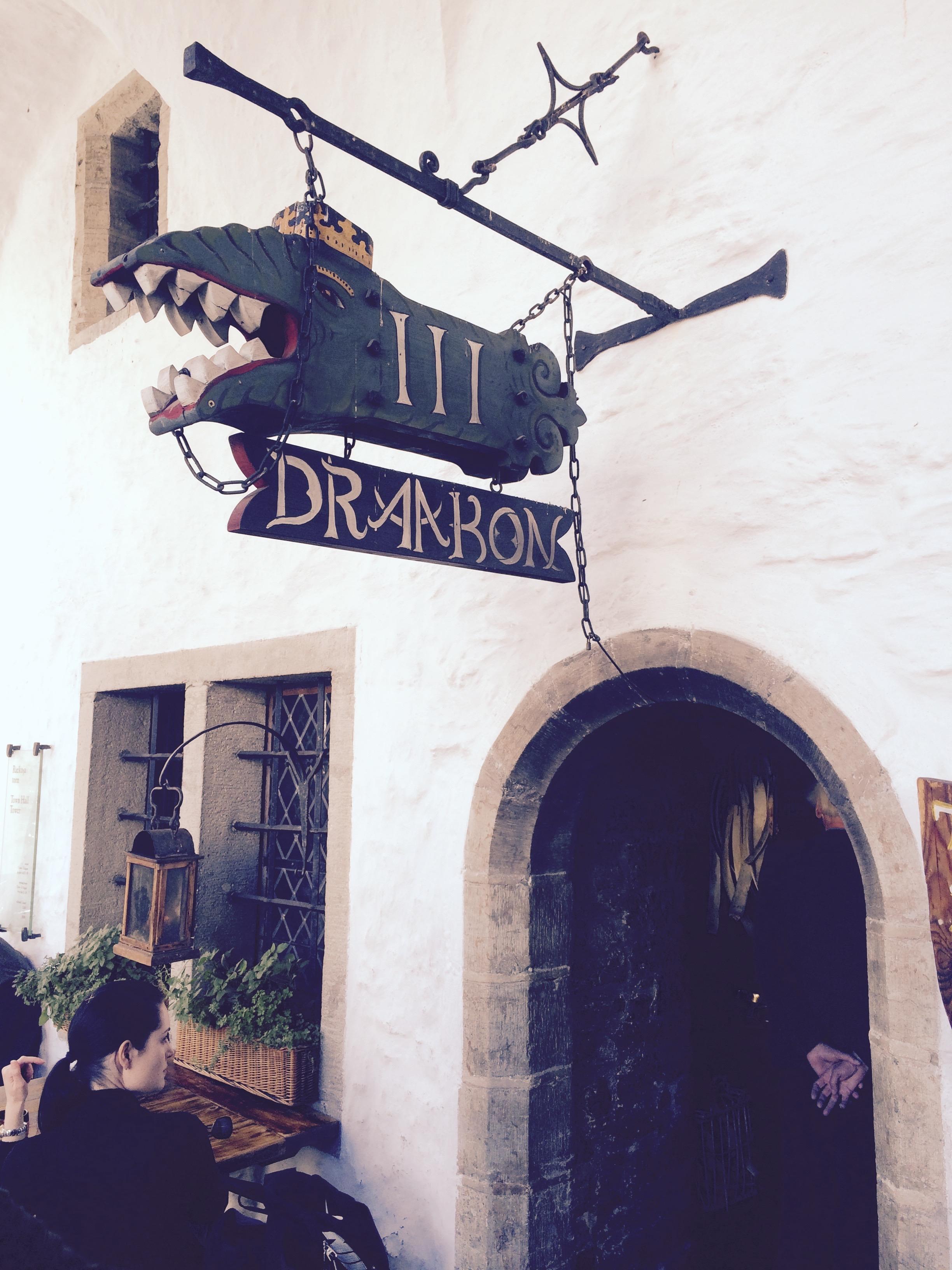 III Draakon - Medieval Tavern in Tallinn, Estonia