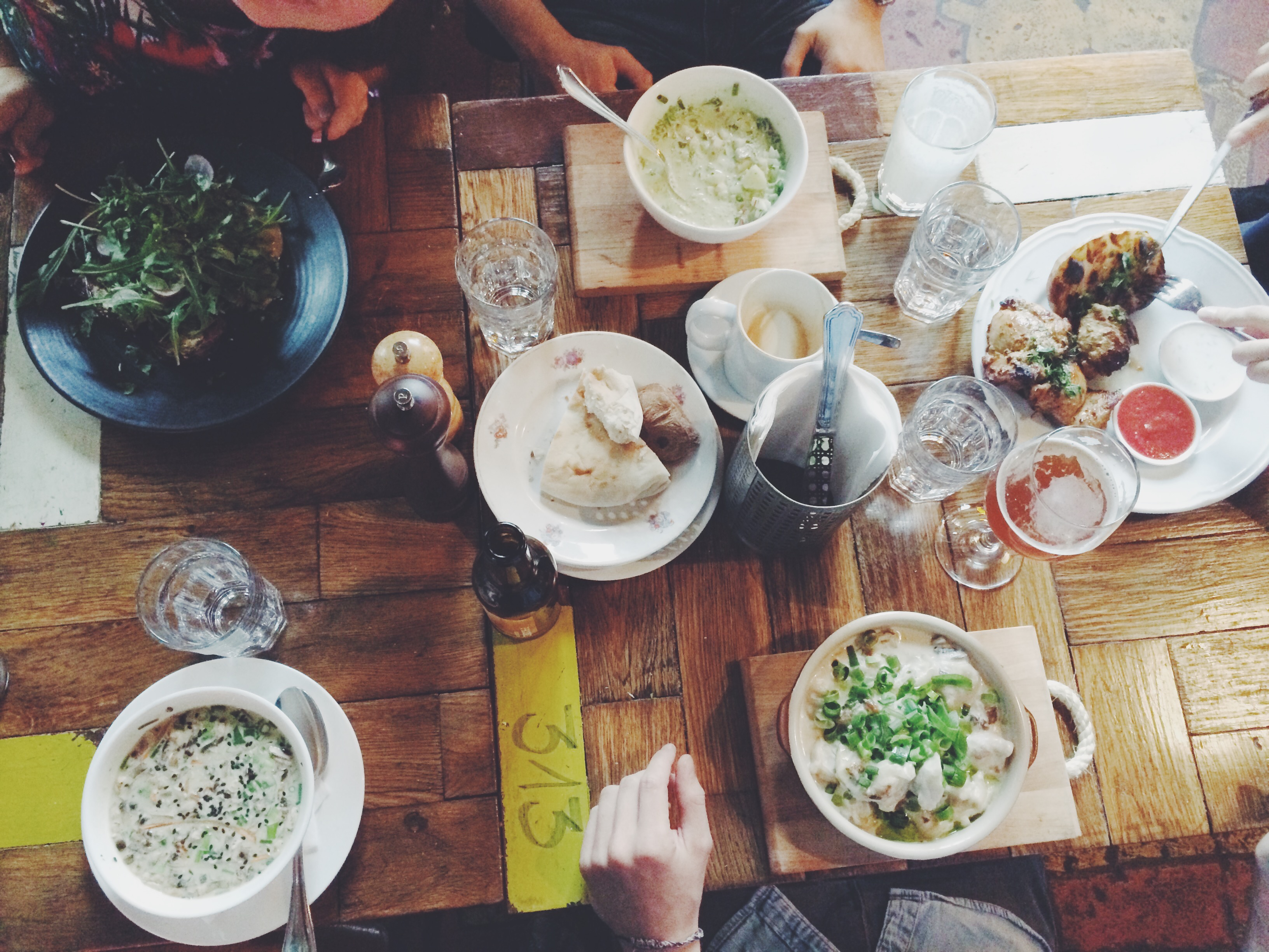 Where to eat in Tallinn: F-Hoone