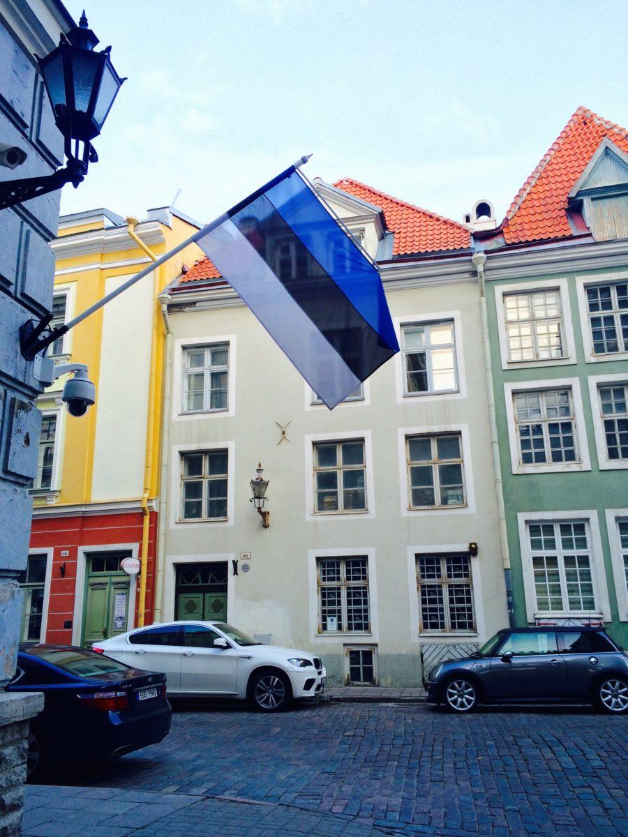 tallinn estonia old town heritage site