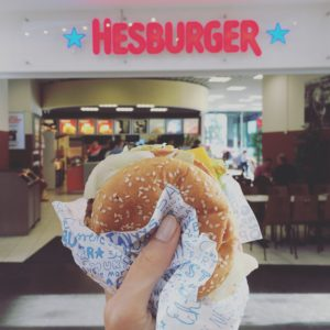 Super Burger - Hesburger