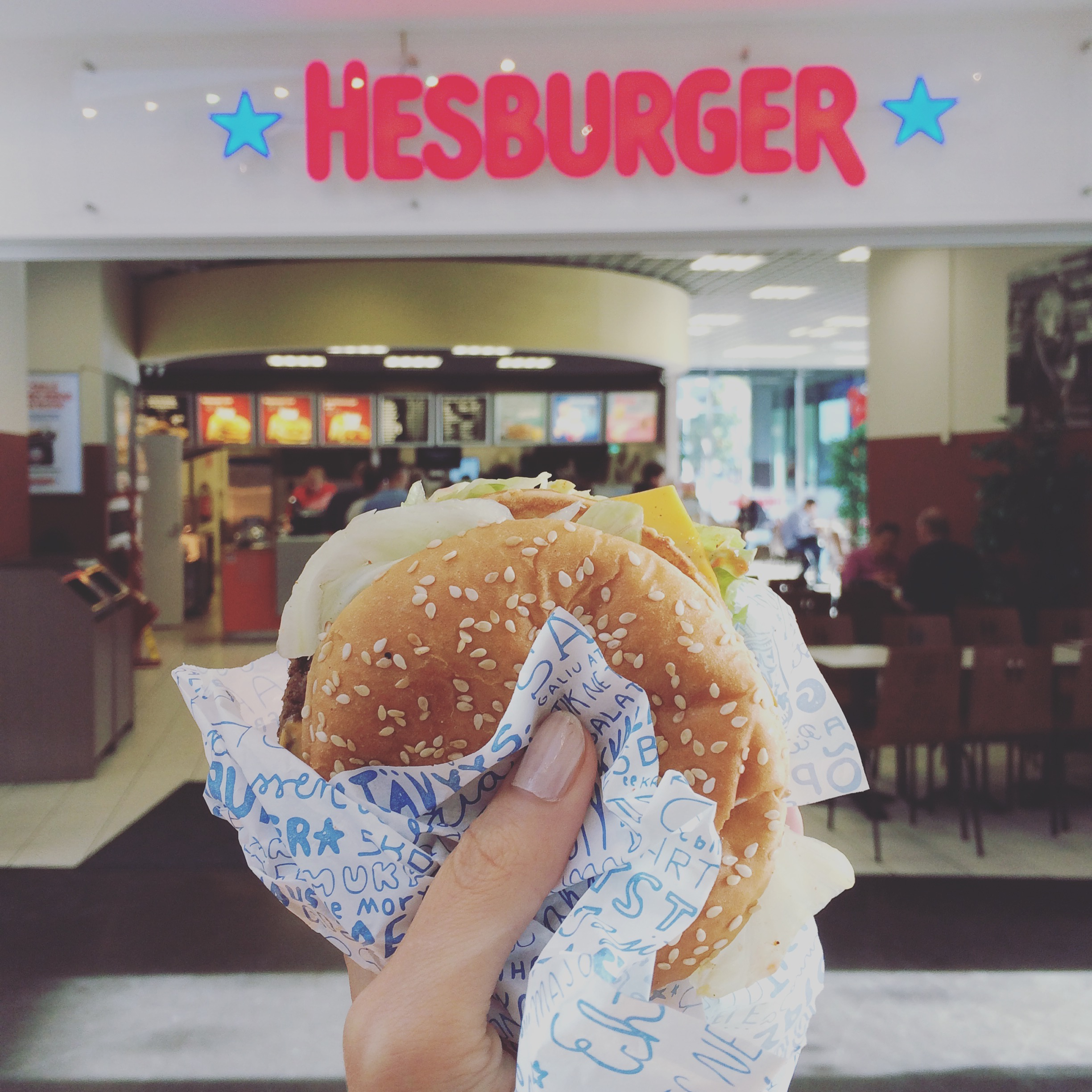 Best Burger Hesburger, Tallinn