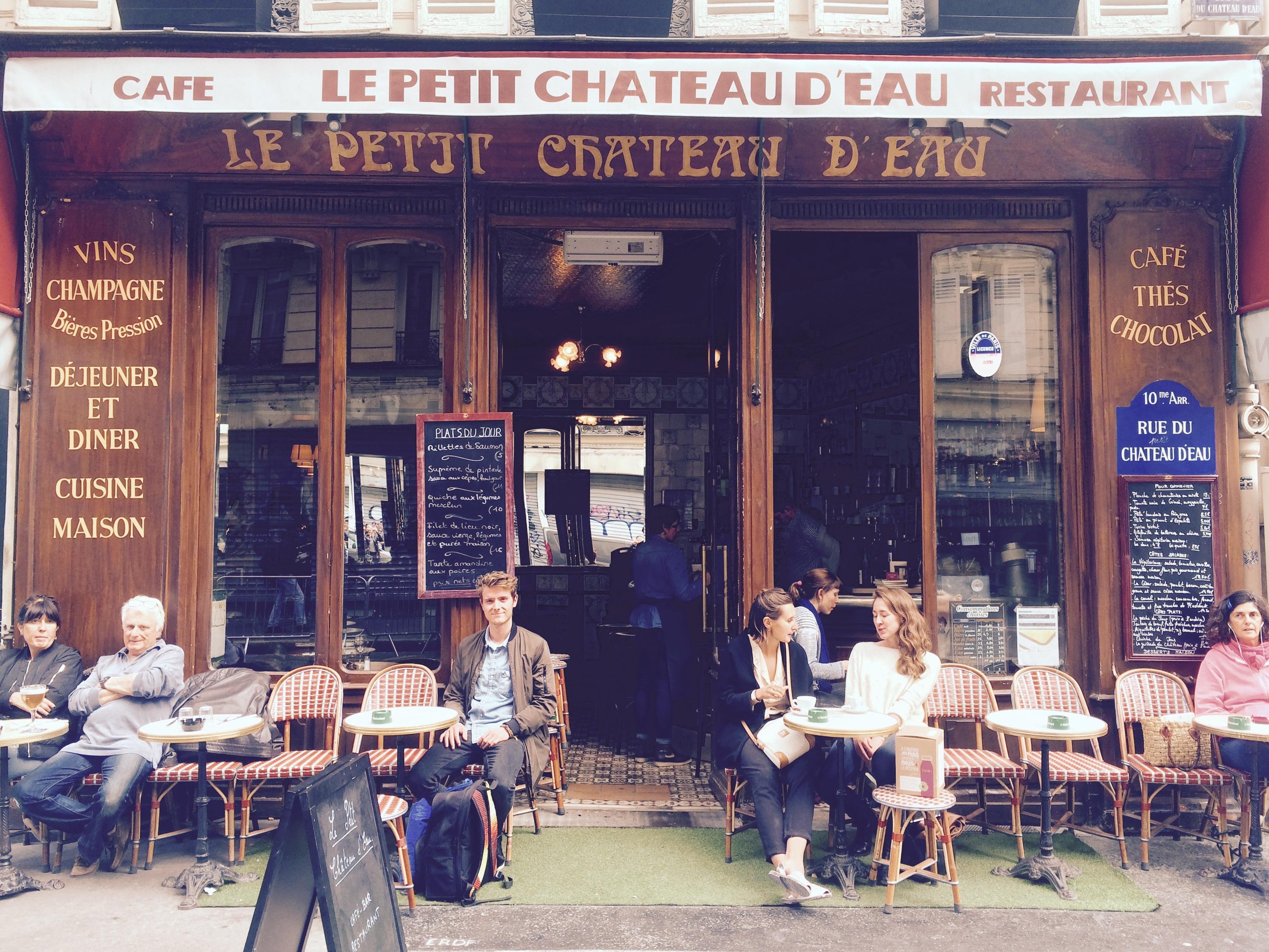 Charming Le Petit Château d'Eau in Paris