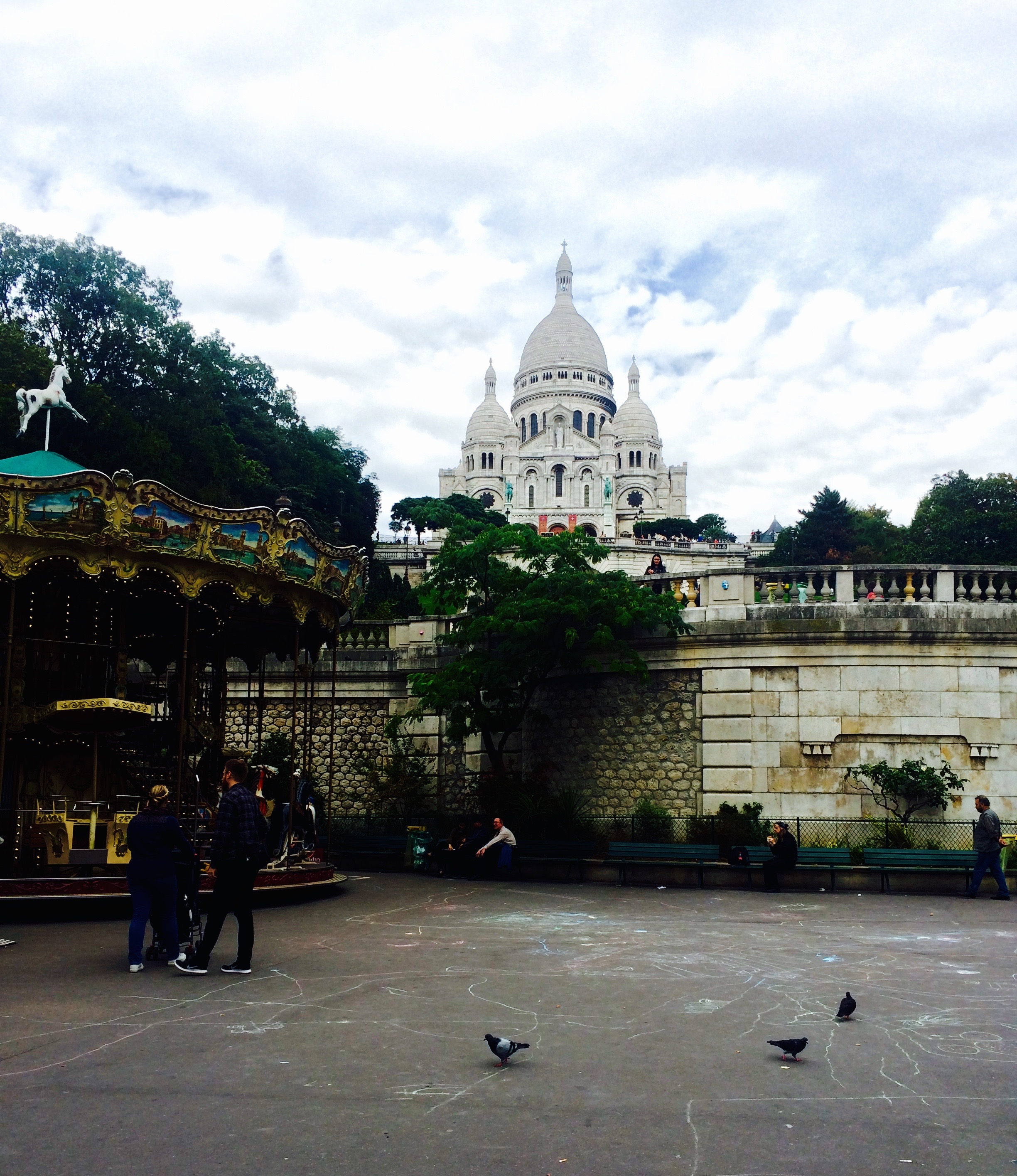 The must visit place in Paris, Monmartre