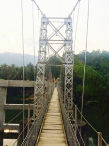 Indiana Jone's Bridge, Kandy