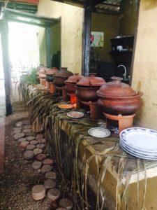 Mati Gedara Restaurant, Unawatuna