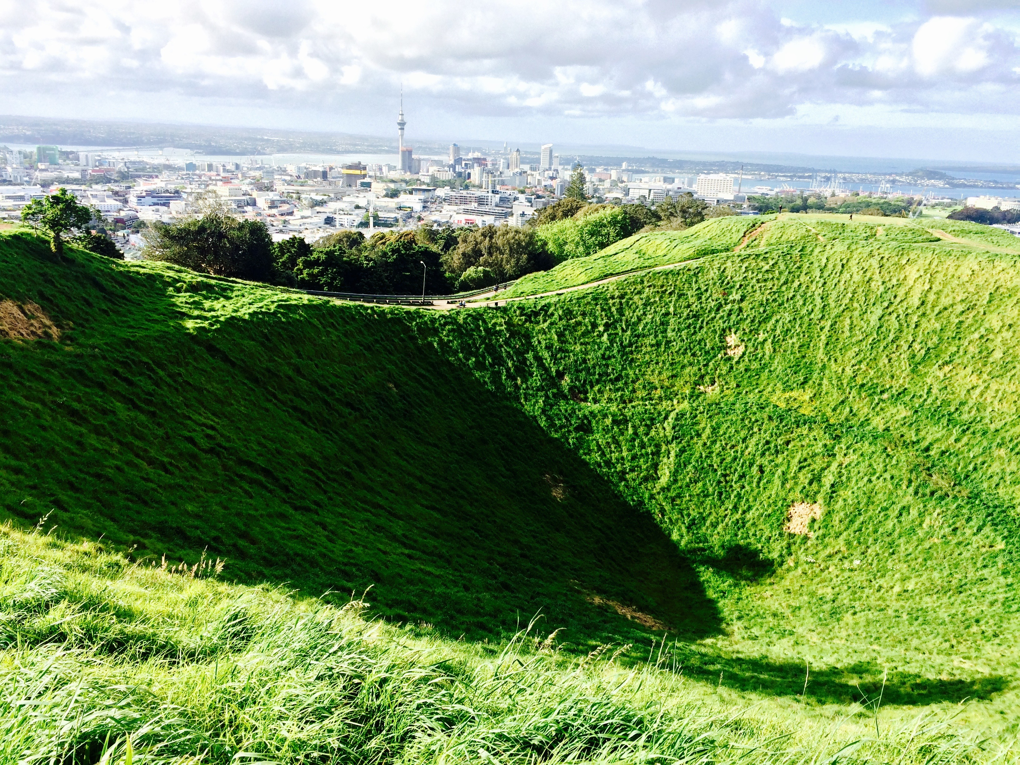 Amazing Mount Eden