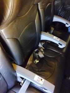 Seats of Jetstar
