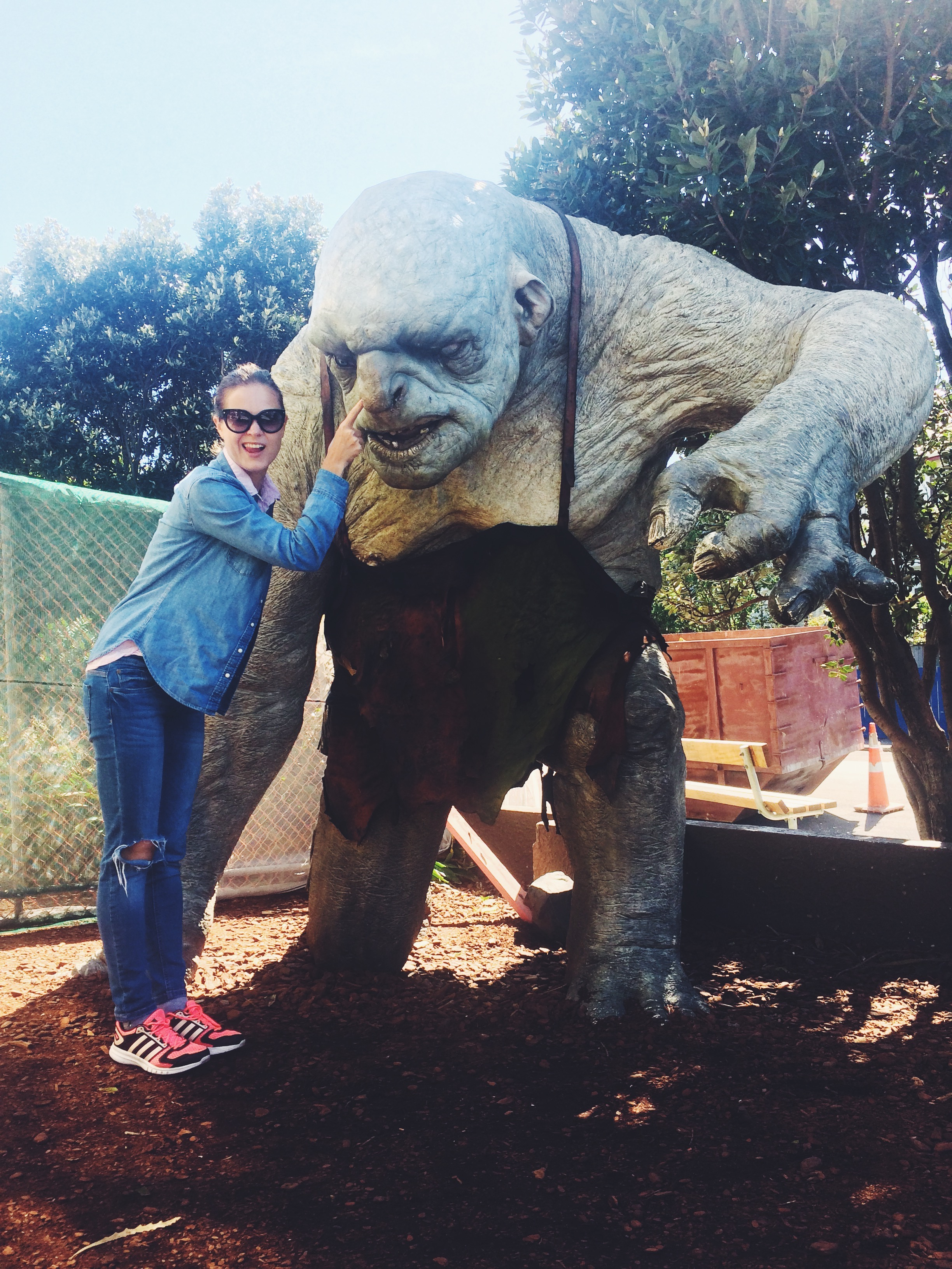 Wellcome to Weta Cave!
