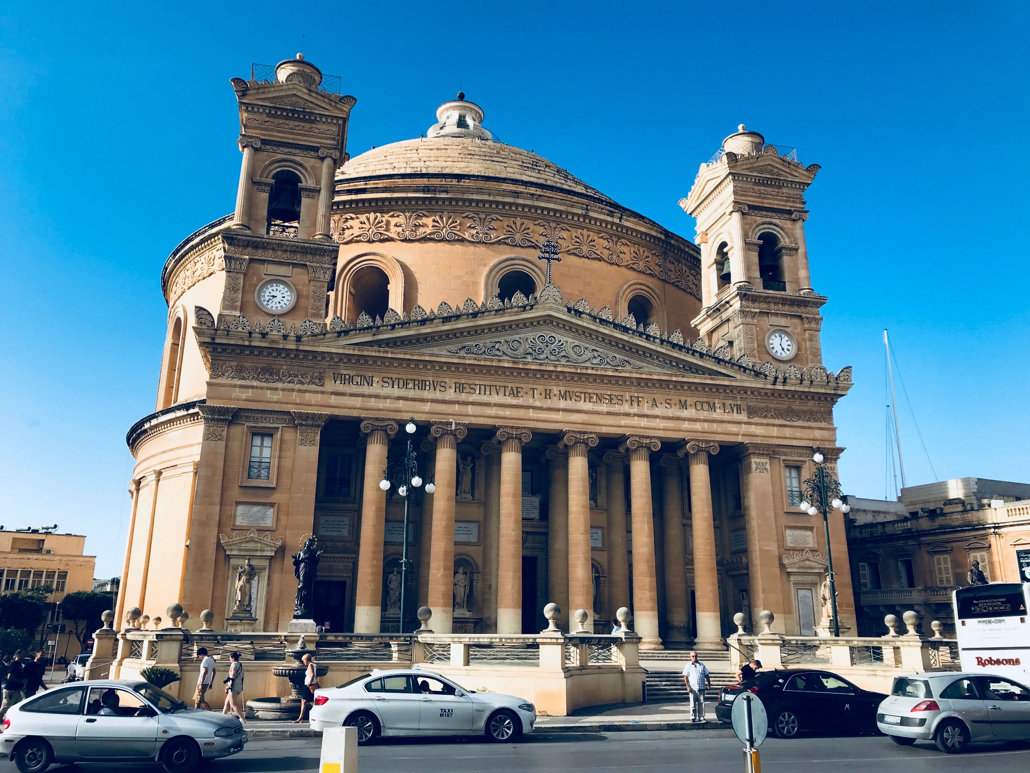 Rotunda of Mosta, Malta