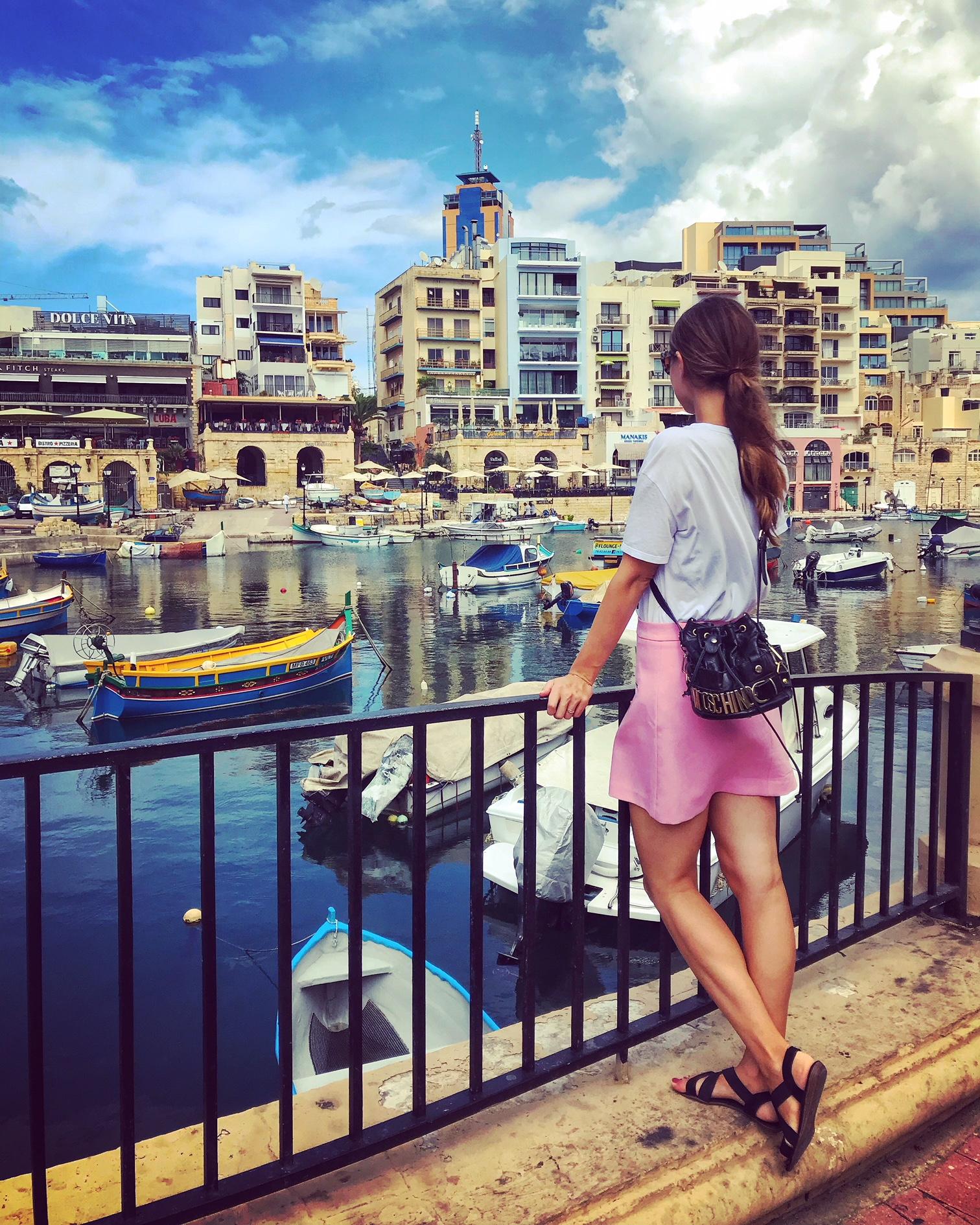 St. Julian's (Maltese: San Giljan)