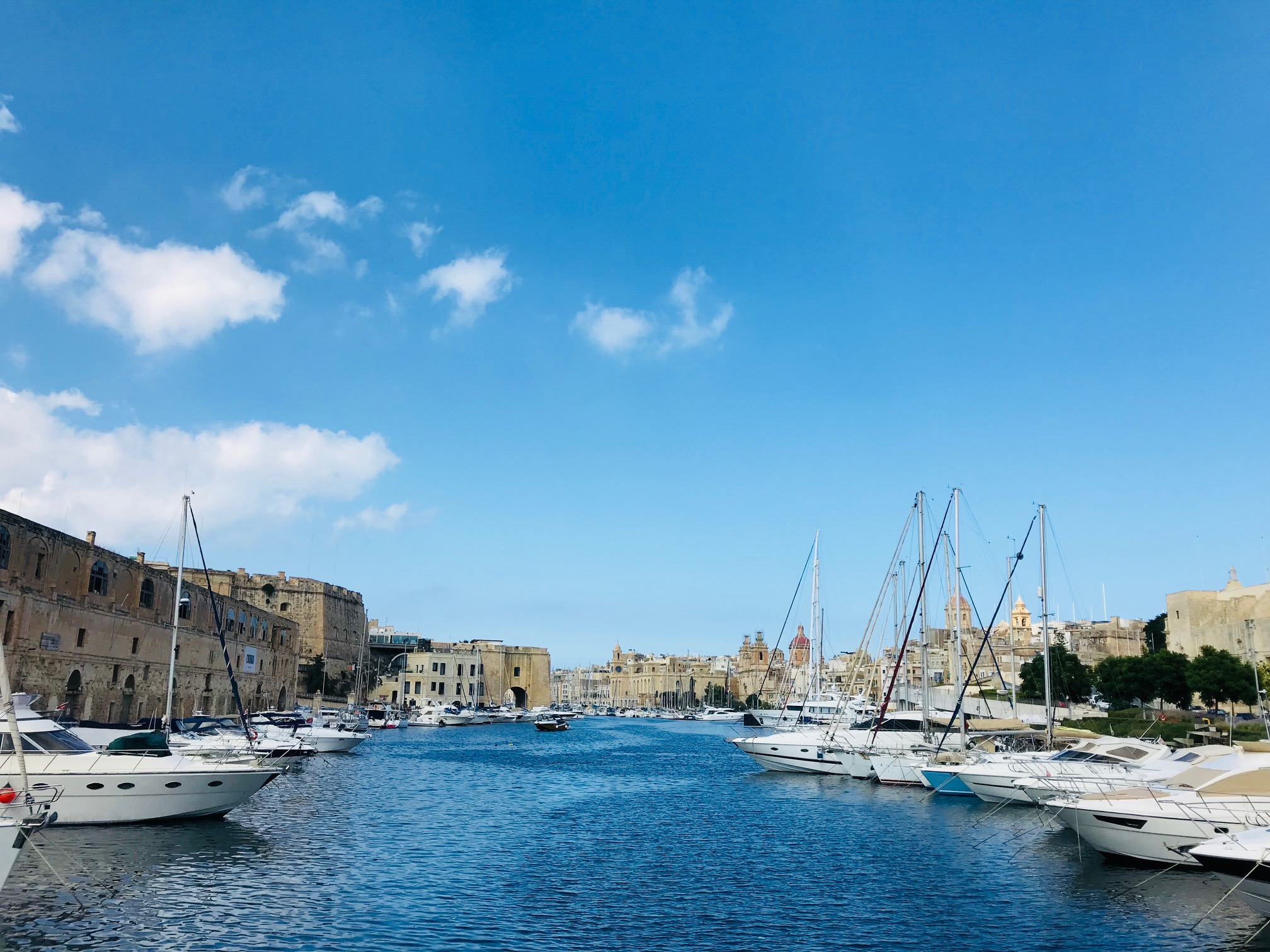 The Three Cities of Cottonera, Malta