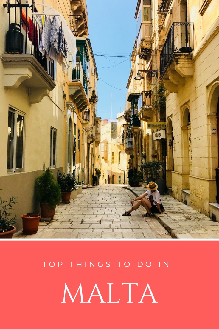 Pinterest Top Things To do in Malta