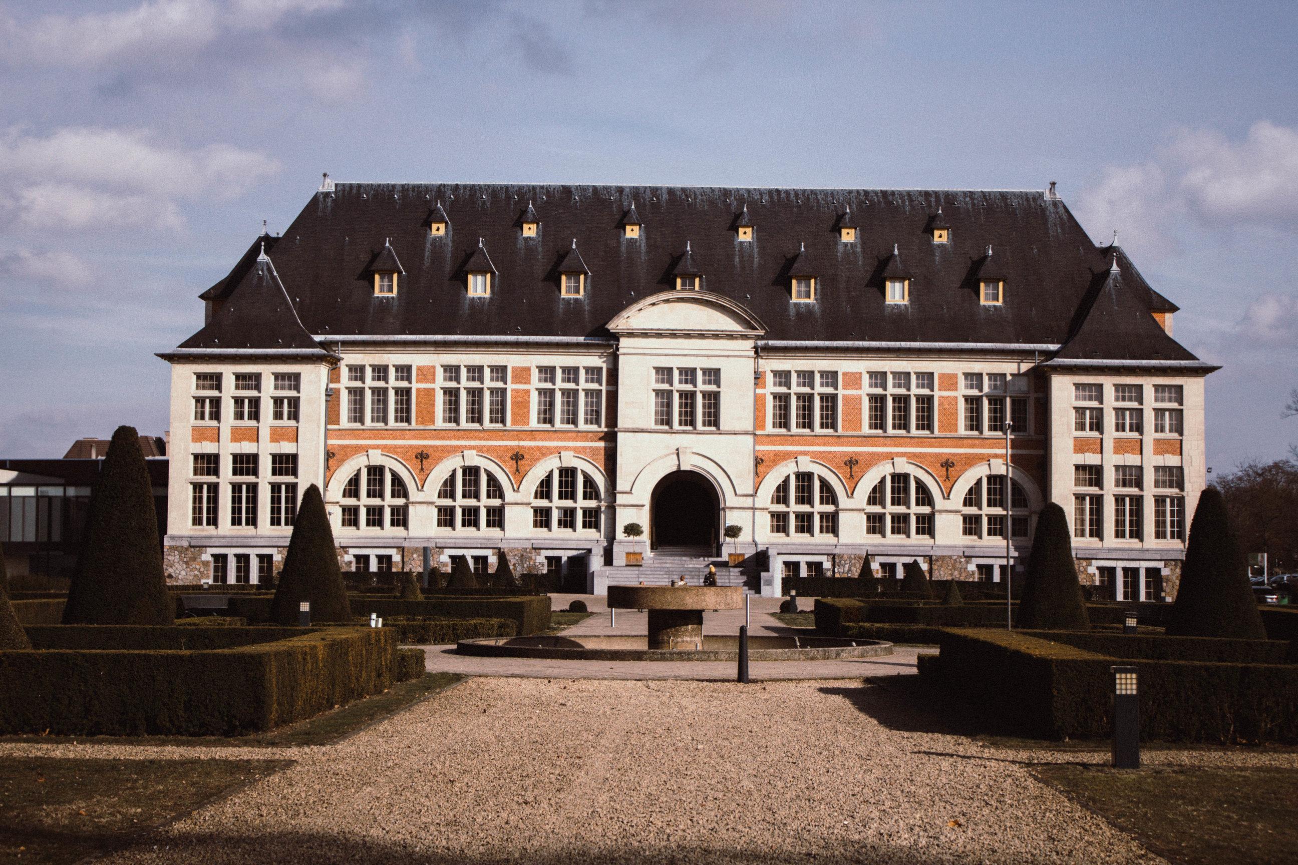 Belgium Vacation Ideas Visit Terhills Hotel in Maasmechelen