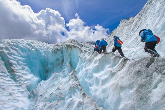 Things to do in South Island: Franz Josef Glacier, New Zealand