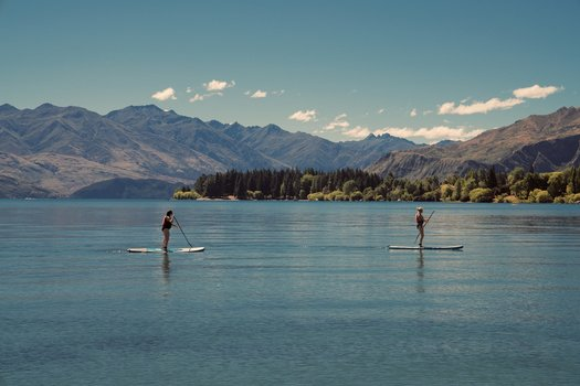 Things not to miss in New Zealand: Lake Wanaka, New Zealand