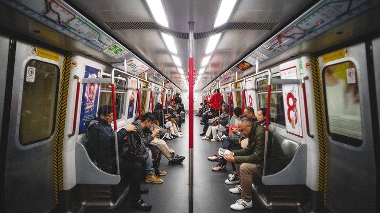 Public Transport in Singapore, MRT
