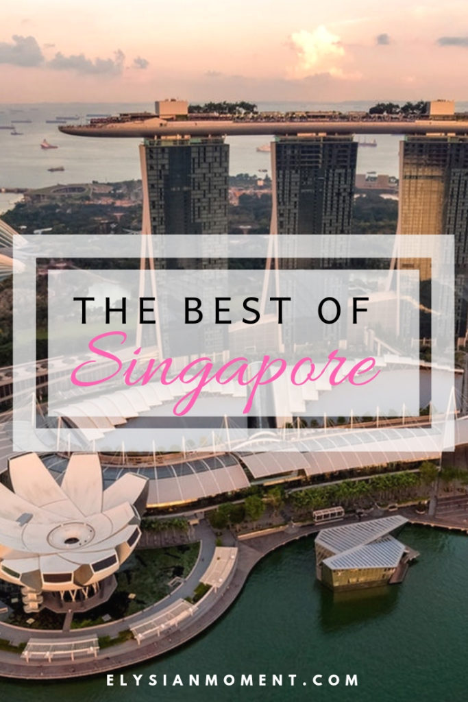 Perfect 4 Days and 3 Nights Travel Itinerary to Singapore