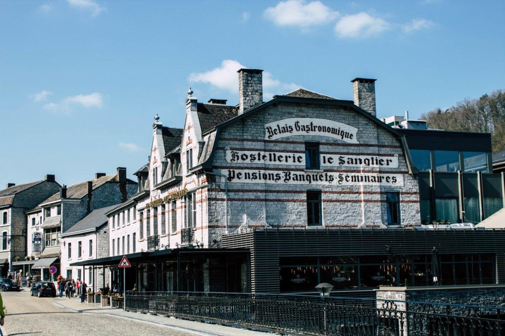 La Bru'sserie, Durbuy, Belgium