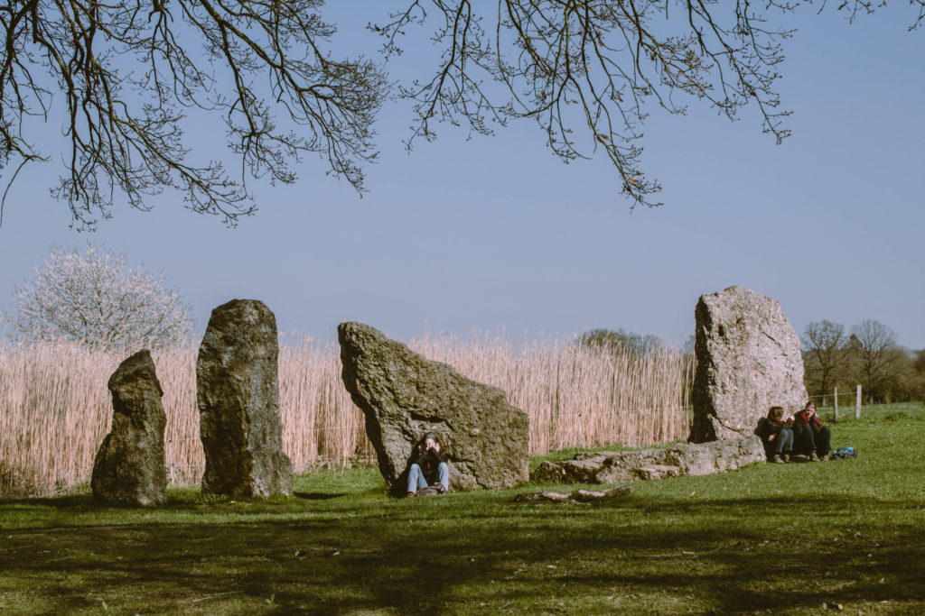 Mystical Megaliths: Menhirs and Dolmens of Weris
