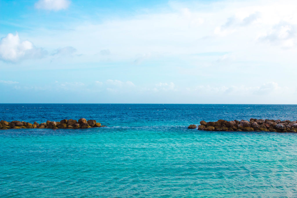 Caribbean island, Curacao
