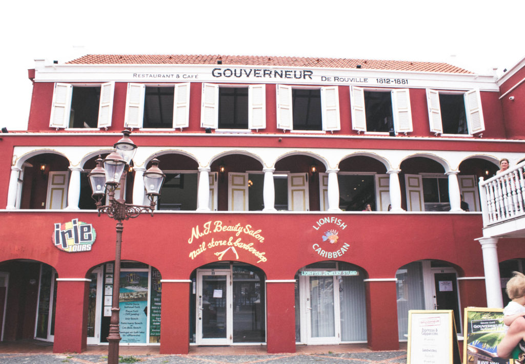 Gouverneur de Rouville Restaurant, Curacao