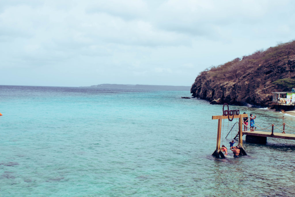 Kokomo Beach in Curacao