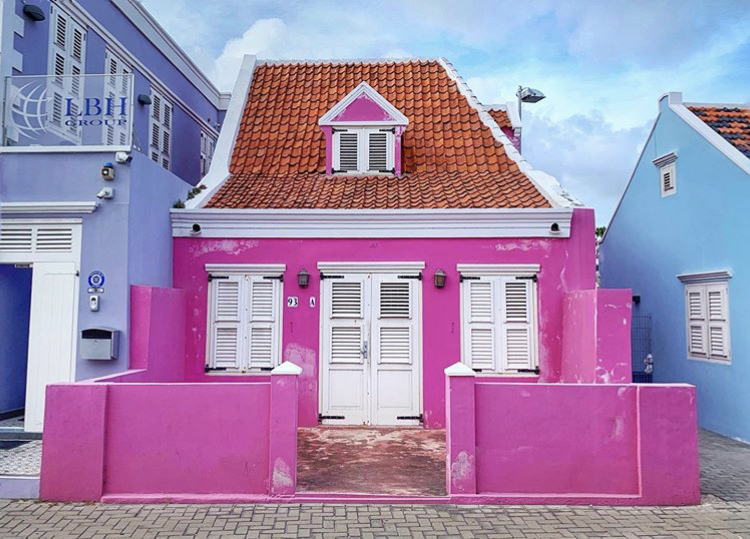 Visit Curacao's capital, Willemstad