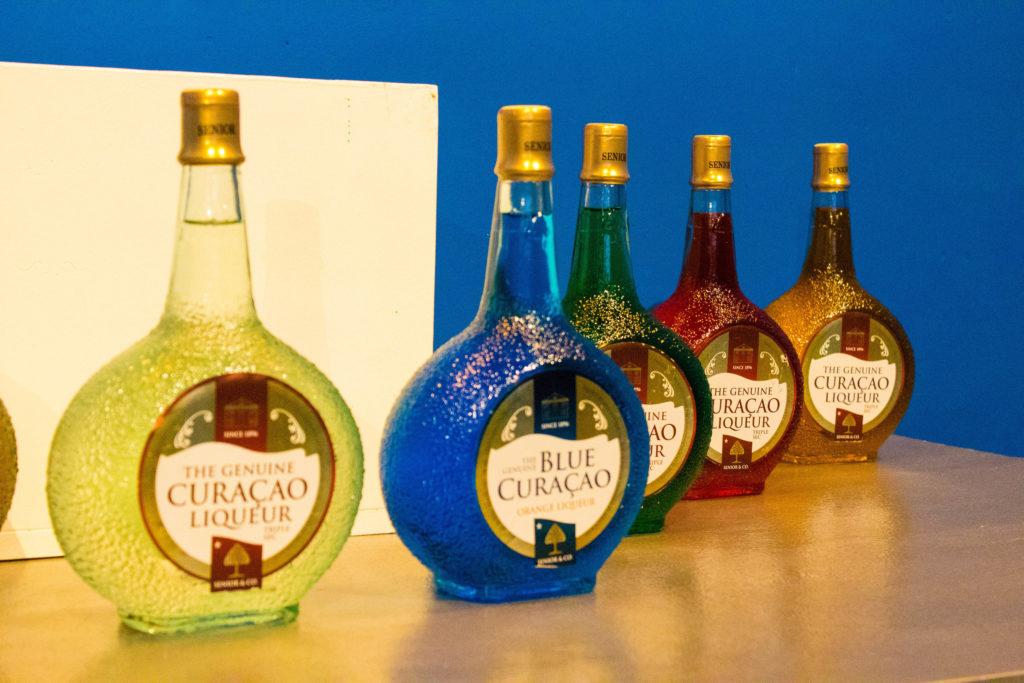 Famous Curacao Liquor