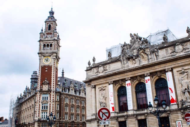 A perfect day trip to Lille