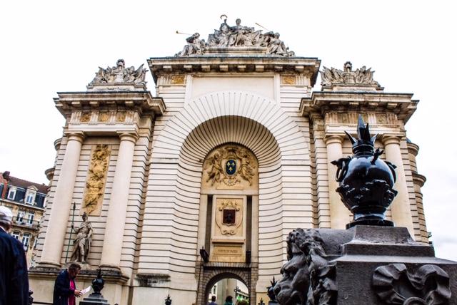 Porte de Paris, Lille