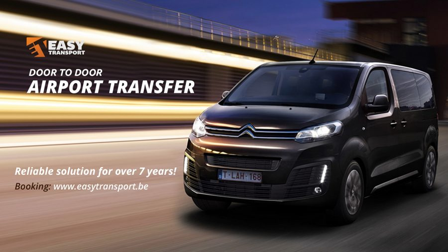 Airport Transfer Brussels Easy Transport