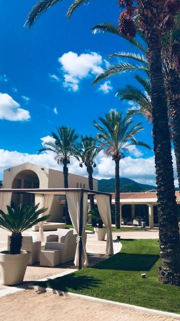 Family resort in Sardinia