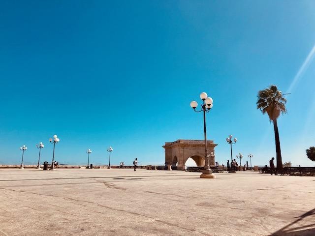 Saint Remy Bastion, Cagliari