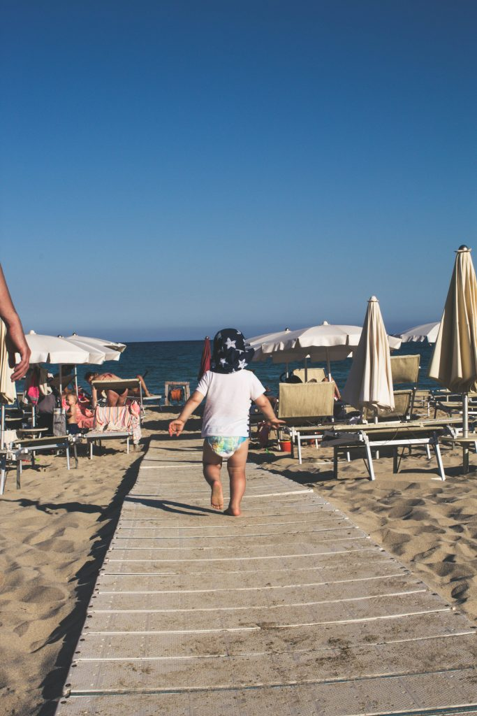 best beaches for toddlers in Sardinia