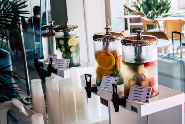 Free Water at Suite Hotel Atlantis Resort