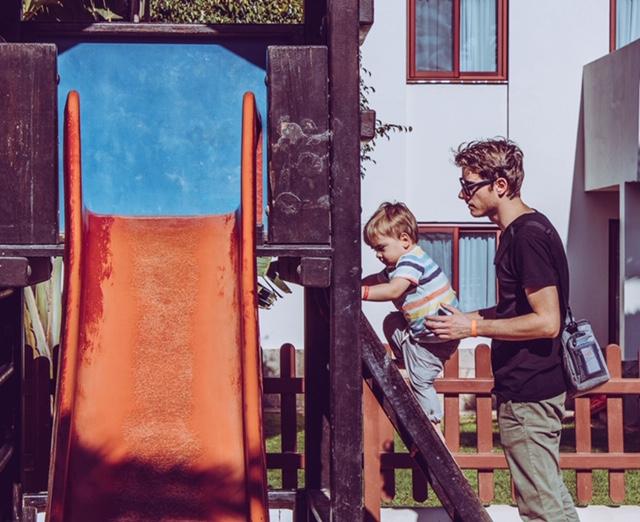 Play with kids at Suite Hotel Atlantis Resort, Fuerteventura