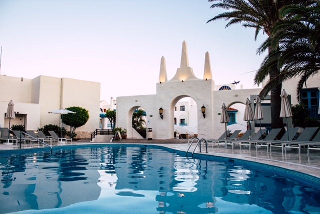 Pool Area at Suite Hotel Atlantis Resort
