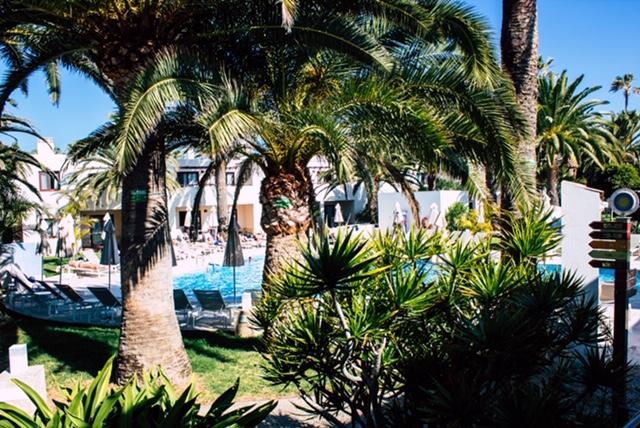 Pool area at Suite Hotel Atlantis Resort, Fuerteventura
