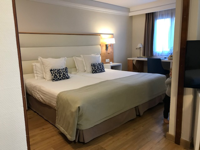 Room at Spa at Suite Hotel Atlantis Resort, Fuerteventura