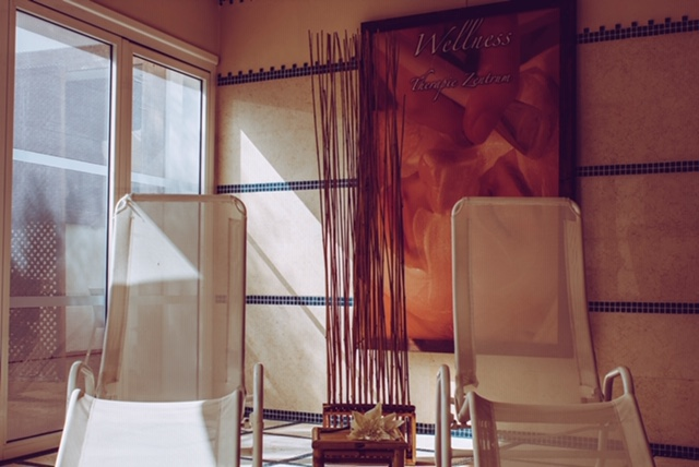 Spa area at Suite Hotel Atlantis Resort