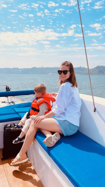 Sailing Tour with Tagus Cruise